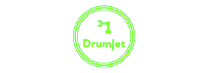 Drumjet logo, all rights reserved